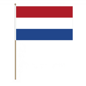 Holland Country Hand Flag, large.